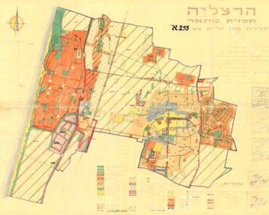 Second Master Plan 1943